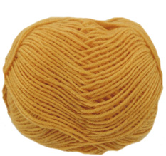 Cygnet Wool Rich 4 ply yarn, 5512, Mustard