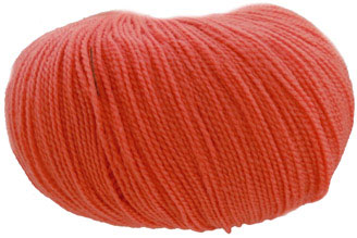 Debbie Bliss Rialto Lace yarn 26 Peach