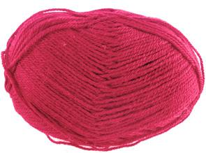 Hayfield DK with wool 105 Ruby