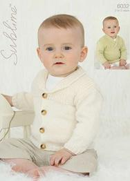 Sweater and jacket Sublime 6032