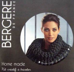 Bergere de France Snood knit kit