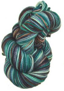 Claudia Addiction sock yarn Oops