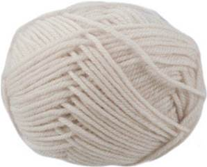 Cygnet Superwash pure wool DK 208, White