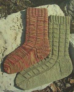 Hedgerow Socks digital version