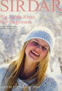 Sirdar Big Softie Knits for Beginners S344