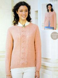 Cardigan and Sweater Sirdar 9611