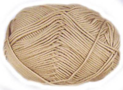 Twilleys Sincere Organic cotton DK, 602 Hessian