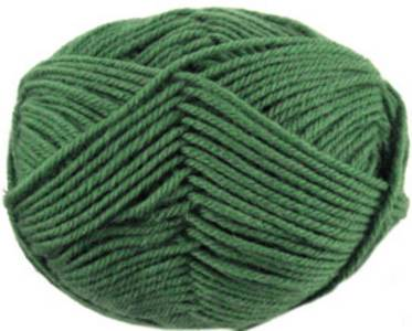 King Cole merino blend DK, 854 Forest Green
