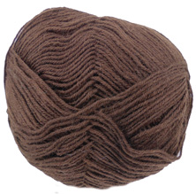 Cygnet Wool Rich 4 ply yarn, 1182 Chocolate