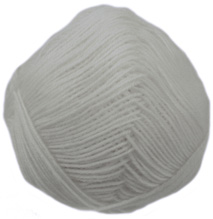 Cygnet Wool Rich 4 ply yarn, 2080, White