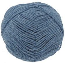 Cygnet Wool Rich 4 ply yarn, 2137, Denim mix