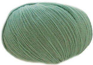 Debbie Bliss Rialto Lace yarn 25 Aqua Green