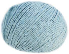 Katia Rustic Silk 80 soft blue
