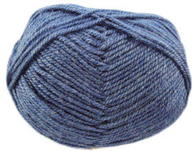 Stylecraft Life Aran, 2322 Denim Mix