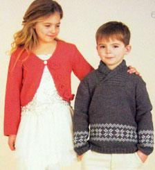 Sublime 662, 3rd Sublime Childrens DK knitting book
