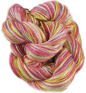 Claudia Linen Lace yarn, Freesia