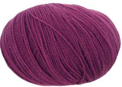 Debbie Bliss Rialto Lace yarn 7, plum