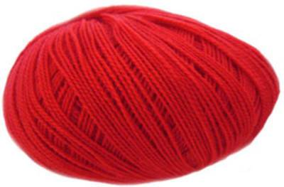 Debbie Bliss Rialto Lace yarn 8, scarlet