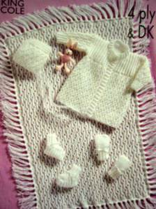 Layette King Cole 2798