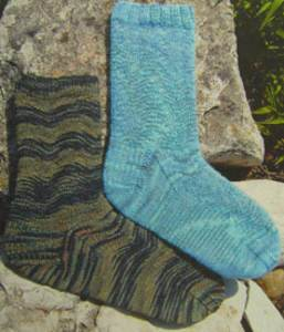 Stillwater Socks digital version