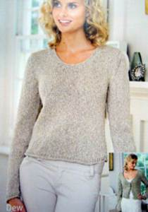 Sweater Patons PBN03612