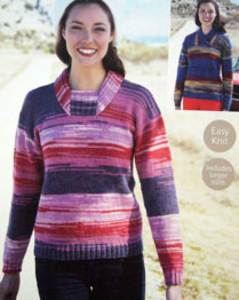 Sweater Sirdar 9644