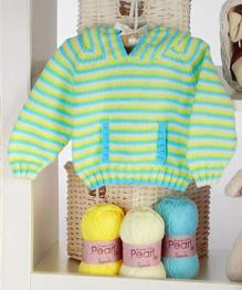 Raglan sweater Stylecraft 8319