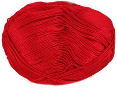 Patons 100% cotton 4 ply, 1115 Red