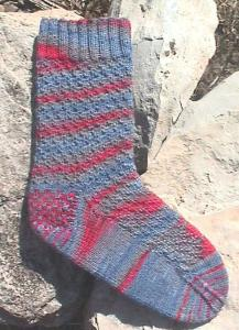 Grid Lock Socks digital download