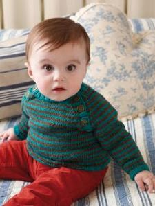 Rowan knitting book Just Baby