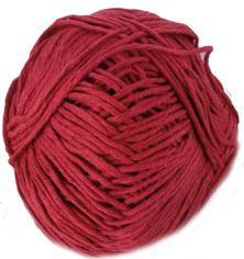 Sirdar Cotton Rich Aran, 5 Strawbs