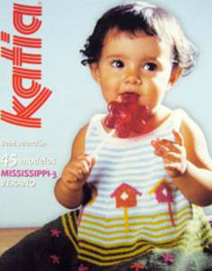 Katia Mississippi 3 4 ply knitting book