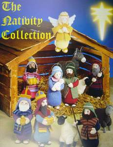 Sirdar Nativity Collection S285, Alan Dart