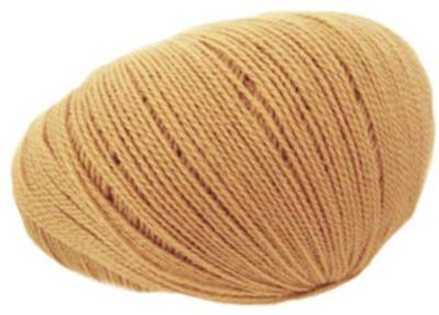 Debbie Bliss Rialto Lace yarn 13, pale gold
