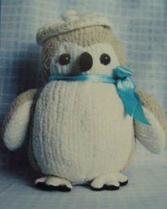 Knitted Owl Kit