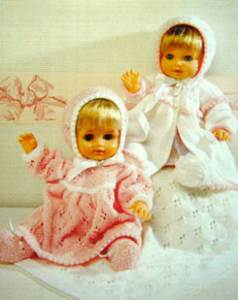 Doll clothes Patons PBNC5092