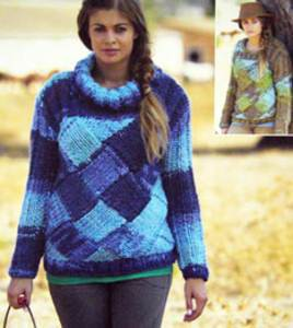 Sweater Sirdar 9541