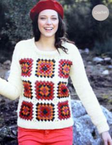 Sweater Sirdar 9618