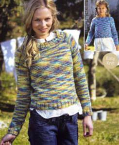 Sweater Sirdar 9663