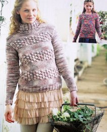 Sweater Sirdar 9844