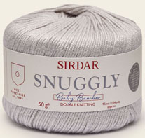 Sirdar Snuggly Baby Bamboo DK 132 Putty