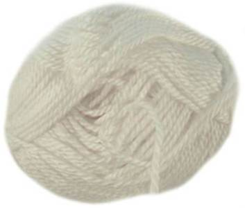 Wendy Supreme pure cotton Chunky 1420, White