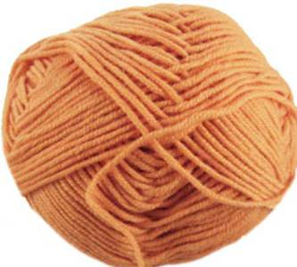 Debbie Bliss Baby Cashmerino, Orange Peach 52