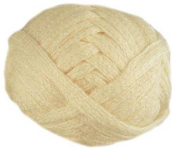 Katia Triana scarf yarn, 40 cream