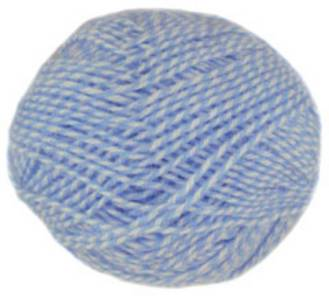 Peter Pan 4 ply Speckled Blue, 291