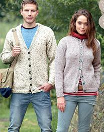Chunky cardigans Sirdar 7207 Digital Download