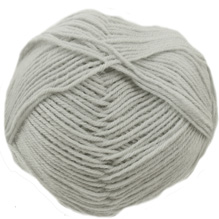 Cygnet Wool Rich 4 ply yarn, 130, Dove grey
