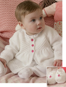 4 ply baby outfit Peter Pan 1034 Download