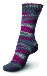 Regia City Streets 4 ply sock yarn 2896 Riverdale