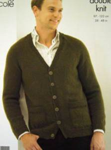 Cardigan King Cole 3271